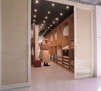 sliding door for walk-in wardrobe  mazzali spa