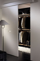 sliding door for walk-in wardrobe DLT ALBA RUBIO