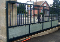 sliding gate METALICA Miroiterie RIGHETTI