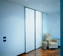 sliding glass panel  AREA BUTTERFLY PREA