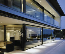 sliding patio door  Glass Tech Facades