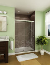 sliding shower screen COTTAGE GATE MAAX bathroom