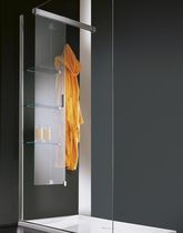 sliding shower screen SCREEN by Centro Progetti Vismara VISMARAVETRO