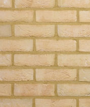 small cladding brick (interior and exterior) ANDANTE GOLDEN BUFF Wienerberger POROTHERM