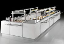 snack and self-service refrigerated buffet SNACK&amp;FOOD IFI