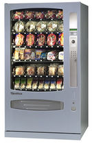 snack vending machine 1000 F WURLITZER