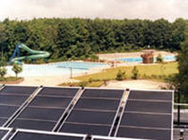 solar heating for swimming pools POOLSOLAR POOLTECHNICS