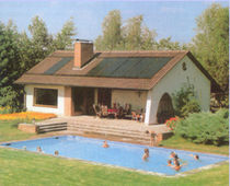 solar heating for swimming pools BADU UNIPOOL
