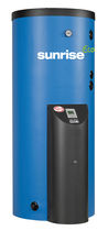 solar hot water tank SUNRISE ECO Helvetic Energy GmbH