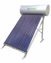 solar thermal collector with integrated storage tank SPTC-150 FD s-power Entwicklungs- und Vertriebs