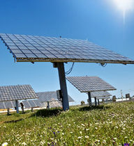 solar tracker for pv installation CX-T030 Soitec