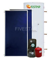 solar water heater with backup electric resistance FS-PSD SERIES FIVESTAR SOLAR ENERGY CO LTD