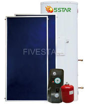 solar water heater with backup electric resistance FS-PSS SERIES FIVESTAR SOLAR ENERGY CO LTD