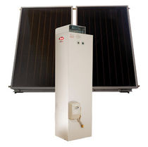 solar water heater with backup gas burner D1FNP3T2AC DUX
