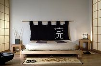 solid wood contemporary tatami double bed TATAMI Cinius
