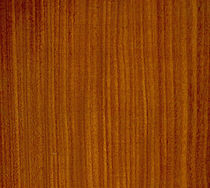 solid wood plank flooring AFROMOSIA : PURE ULTRAMATT TUNG OIL EBONY AND CO