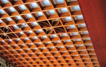 sound absorption ceiling panel 4000 Getech