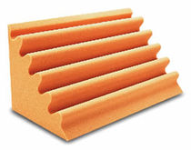 sound absorption foam TRIANGULAR All Noise Control