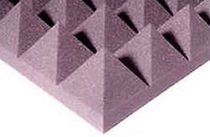 sound absorption foam PYRAMID  All Noise Control