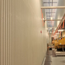 sound absorption panel in recycled material ALPRO Gordon Inc.