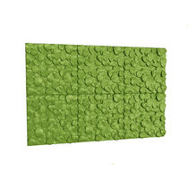 sound absorption wall panel (coloured) LEAVES by Johan Lindsten  JOHANSON DESIGN