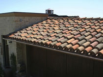 spanish clay roof tile CIELO IMPORTED  US Tile