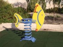 spring toy for playground Fish VIMALTO