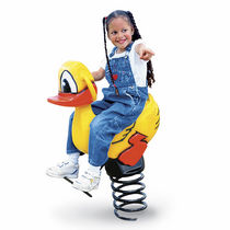 spring toy for playground SPRING MATES® : DUCK PLAYWORLD