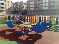 spring toy for playground MOTHERSHIP VIMALTO