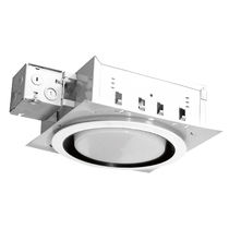 "square halogen downlight (recessed) LITEFRAME : LFF 8"" ROUN PRESCOLOTE"