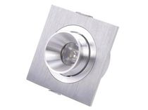 square LED downlight (recessed) DL026-1 Surmountor Lighting Co., limited.