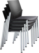 stacking visitor chair IS Task Systems