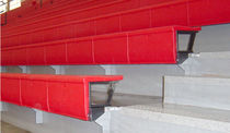 stadium tribune CONCRETE Irwin Seating