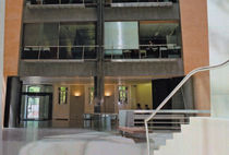 stainless steel balustrade SS-BA GRUPSA