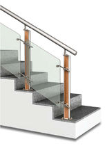 stainless steel balustrade OZMF-WSS-11-GH OZONE OVERSEAS LTD.