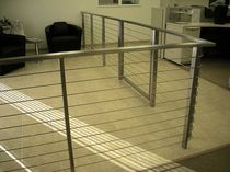 stainless steel balustrade for commercial buildings  Ultra-tec