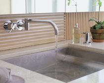 stainless steel built-in washbasin  Diamond Spas
