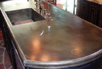 stainless steel counter-top  MetalTech-USA