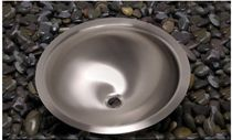 stainless steel counter top washbasin 3680 Neo-Metro