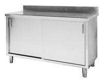 stainless steel counter-top for commercial kitchen KITCHEN TABLE  MAFIROL