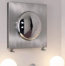 stainless steel design hot water radiator BOREAS Carisa Design Radiators