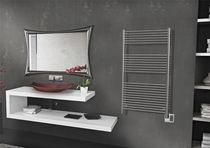 stainless steel electric towel radiator ANTUS EMMESTEEL s.r.l.