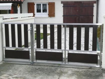 stainless steel entrance gate  Formadour