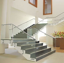 stainless steel handrail SIDE BRACKET RAILING SYSTEM Kich Architectural Products