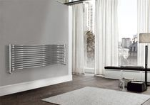 stainless steel horizontal hot-water radiator ONDA ORIZZONTALE EMMESTEEL s.r.l.