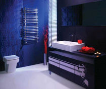stainless steel hot-water towel radiator LINE Zavar Company