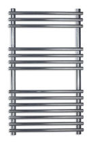 stainless steel hot-water towel radiator ESKE MYSON