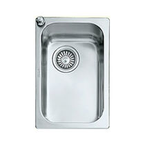stainless steel kitchen sink VS 40/25-S ALPES-INOX