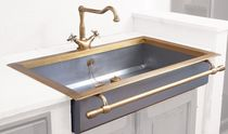 stainless steel kitchen sink LVQ027 RESTART