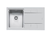 stainless steel kitchen sink S4000 86.1V.34.Q4 - 4381 06*  Foster